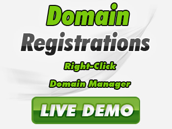 Cheap domain name registrations & transfers